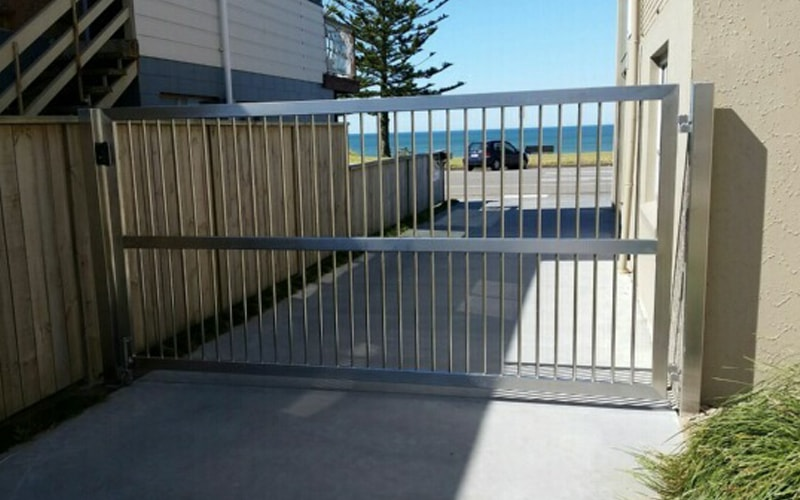 Stainless Residential Gate
