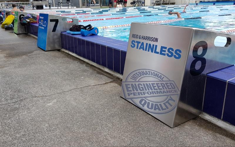 Swimming Blocks